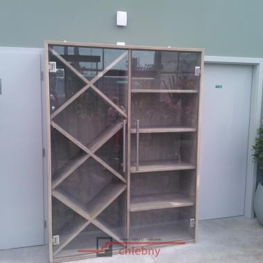 skleněné dveře k nábytku