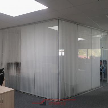 Realizace kanceláří